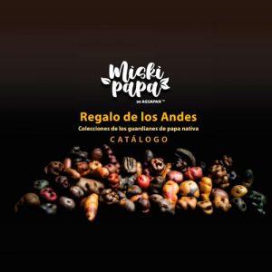 Catálogo Miski papa – Regalo de los Andes